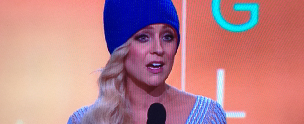 Carrie Bickmore Has Taken Out the 2015 Gold Logie!