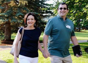 Sheryl Sandberg's Husband David Goldberg Dies Suddenly At Age 47