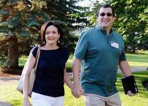 Sheryl Sandberg's Husband David Goldberg Dies Suddenly At Age 47