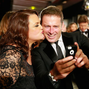 Funny and Candid 2015 Logies Red Carpet Pictures