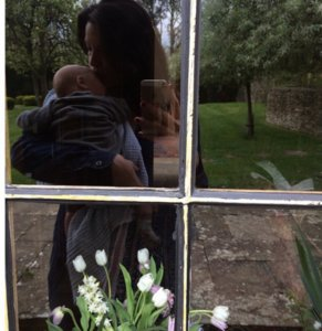 Liv Tyler Shares Shot With Son Sailor
