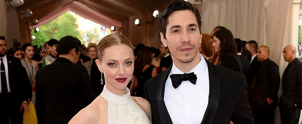 Amanda Seyfried and Justin Long Are a Picture-Perfect Couple at the Met Gala