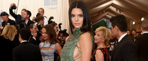 Sexy and Strappy Is the Name of the Game For Kendall at the Met Gala