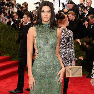 Pictures of Kendall Jenner's Dress at 2015 Met Gala