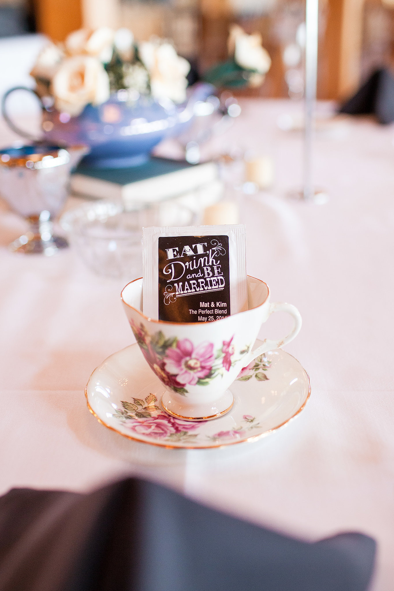 Try Afternoon Tea Instead of a Rehearsal Dinner