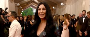 Bow Down, B*tches: Cher Has Arrived at the Met Gala!