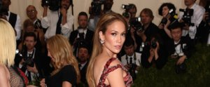 Jennifer Lopez Wins the Met Gala's Most-Naked Award