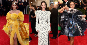 The Best, Worst, and Most Rihanna Looks at the Met Gala