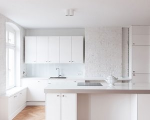 The Bright White Berlin Kitchen: 11 to Admire