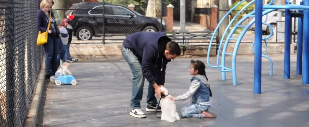 This Man Abducting Kids From a Playground Will Prompt You to Talk to Your Kids About Strangers