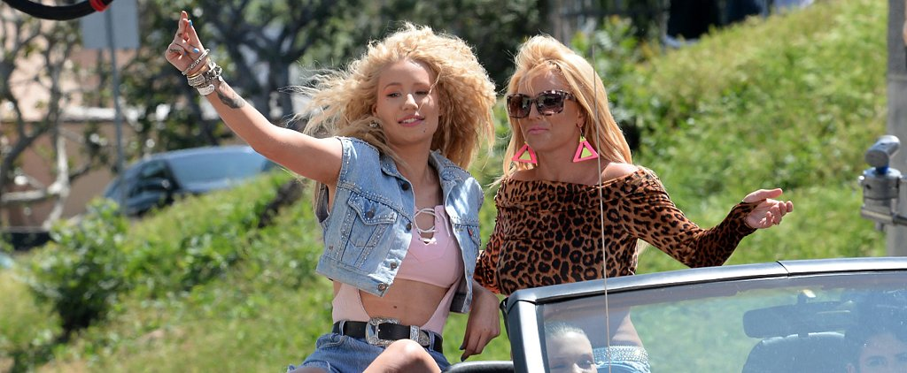 "See Iggy Azalea's Crimped Curls in the ""Pretty Girls"" Video"