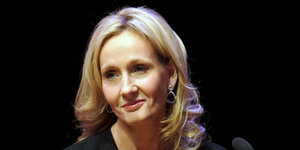 J.K. Rowling Has Incredible Message For Anyone Who 'Wants To Finally Give Up'