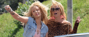 "Listen to Britney Spears and Iggy Azalea's New Single, ""Pretty Girls"""