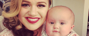 Kelly Clarkson Has an Adorable Zoo Date With Baby River