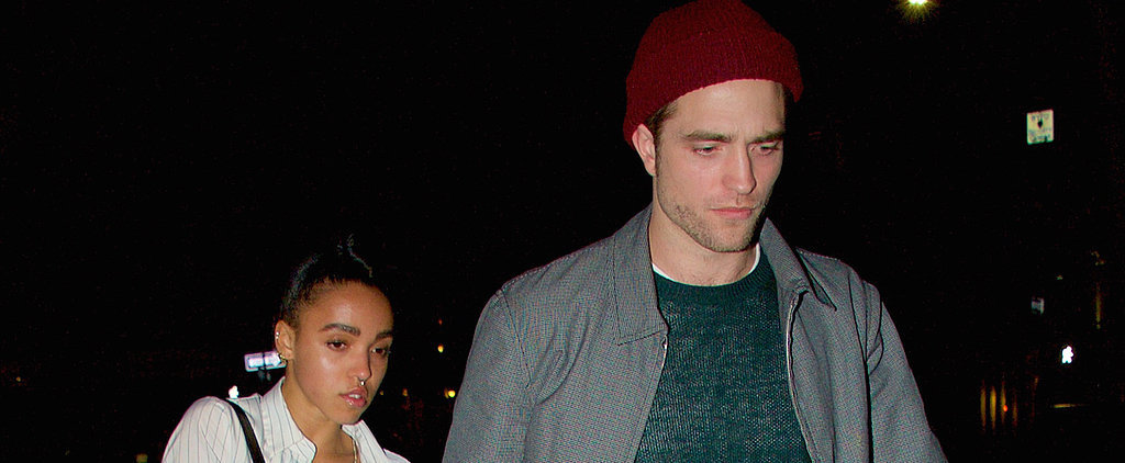 Rob and FKA Hold Hands in NYC — Will They Attend the Met Gala?