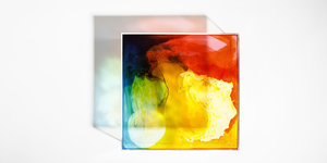 'Gummy Bear Stained Glass' Is The Sweetest DIY Light Box Ever