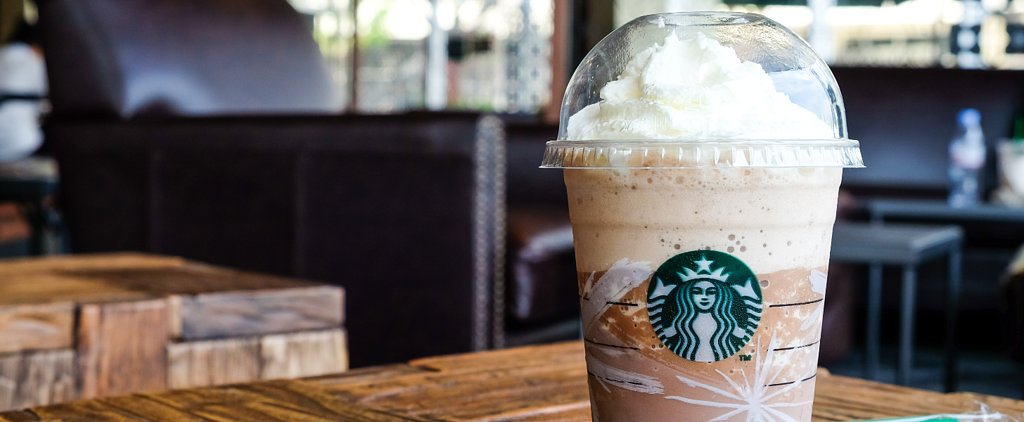 Here's How to Get a Half-Priced Starbucks Frappuccino