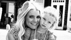 Jessica Simpson's Adorable Daughter Maxwell Turns 3!
