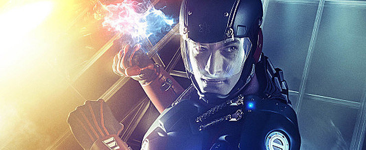 The Atom: Brandon Routh Is All Suited Up in the First Picture From the Arrow Spinoff