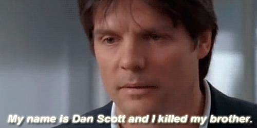 Where you recognize him from: He was Dan Scott, the worst father in the world, on One Tree Hill.