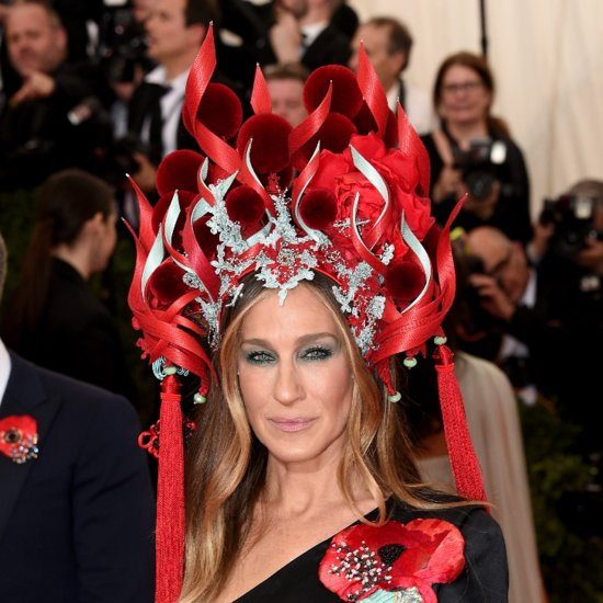 Leave It to Sarah Jessica Parker to Go All Out at the Met Gala