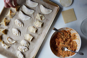 A Dumpling Recipe to Bridge Generations