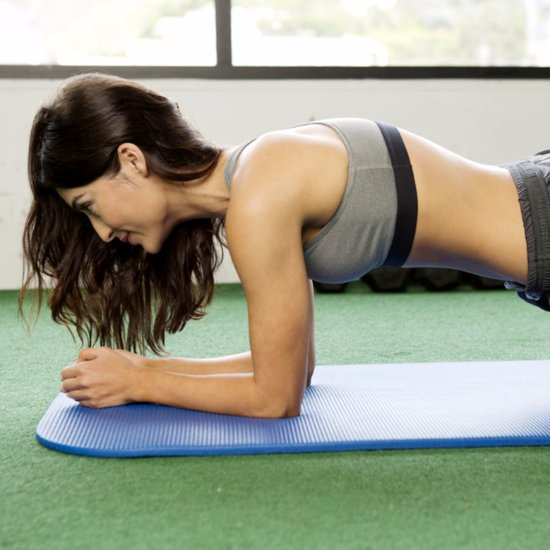 Three Minute Plank Workout