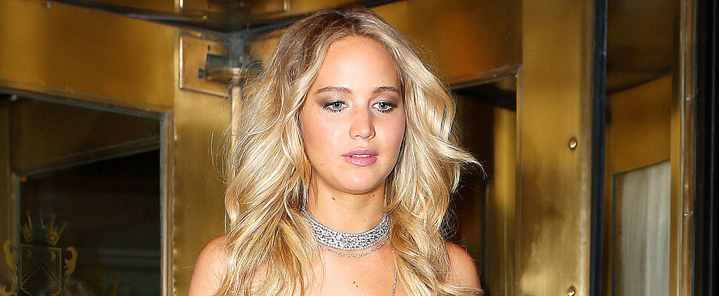 Jennifer Lawrence Absolutely Stuns at the Met Gala Afterparties