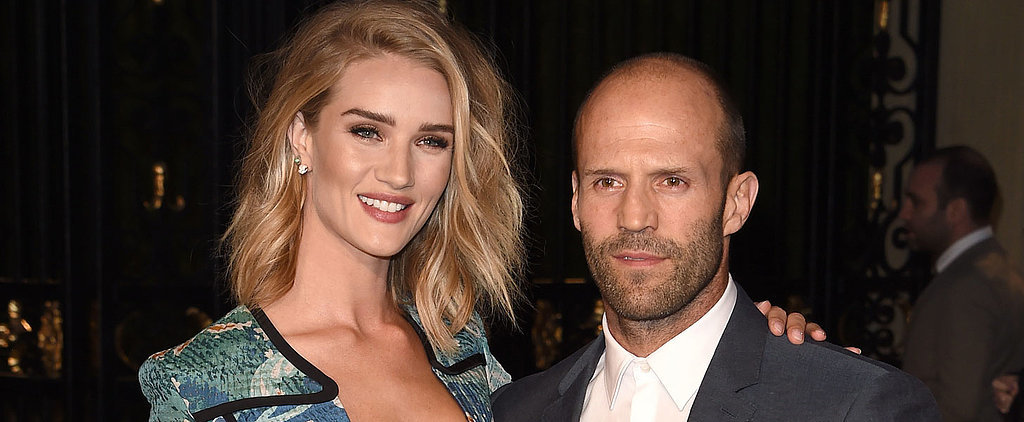 Is Jason Statham Getting Ready to Propose to Rosie Huntington-Whiteley?