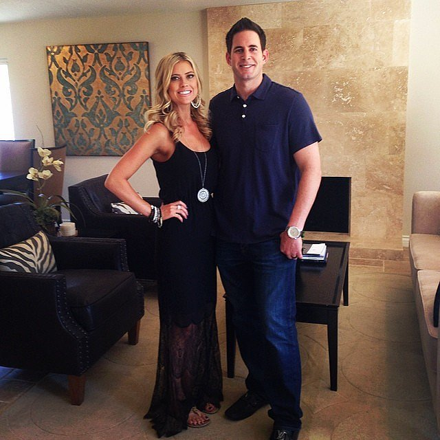 Didn t know about flip or flop s tarek and christina popsugar home