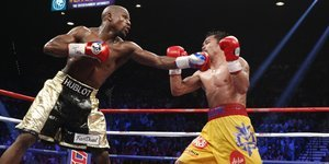 Floyd Mayweather Tells Stephen A. Smith He Would Fight Manny Pacquiao Again
