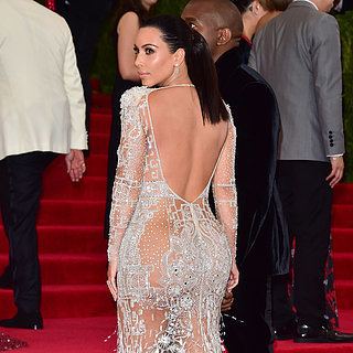 Kim Kardashian's Met Gala 2015 Dress Was Inspired by Cher