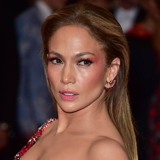 Jennifer Lopez's Makeup at the 2015 Met Gala