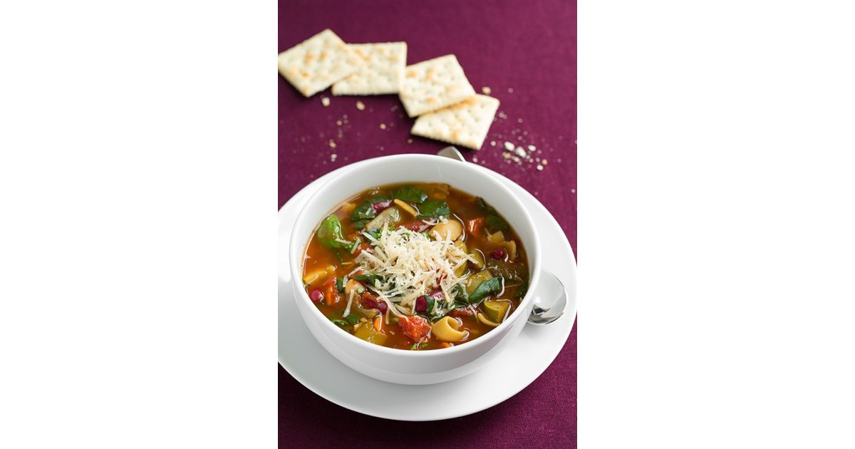 Slow Cooker Minestrone Soup 14 Recipes That Prove Beans