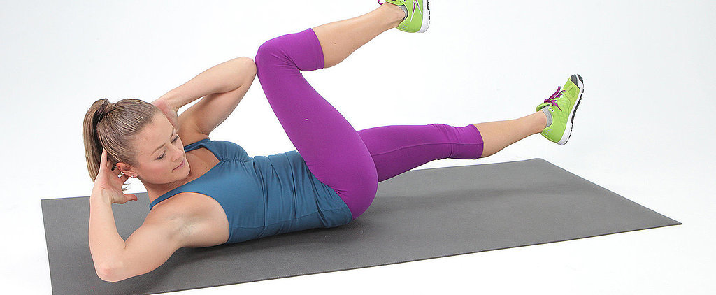 Sculpt and Strengthen Your Abs With This 5-Minute Workout