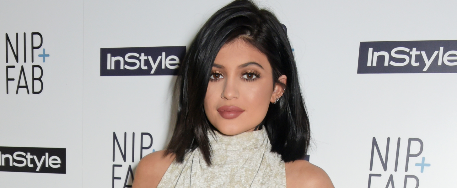"""I Have Temporary Lip Fillers,"" Reveals Kylie Jenner"