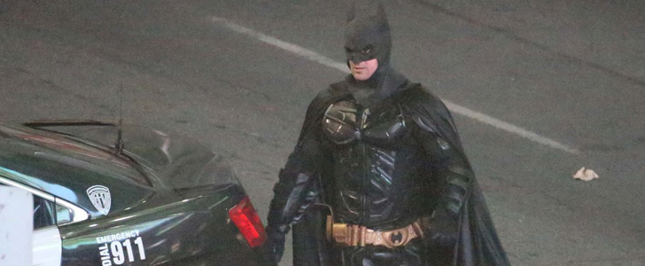 Suicide Squad Set Pictures: Batman Has Arrived!