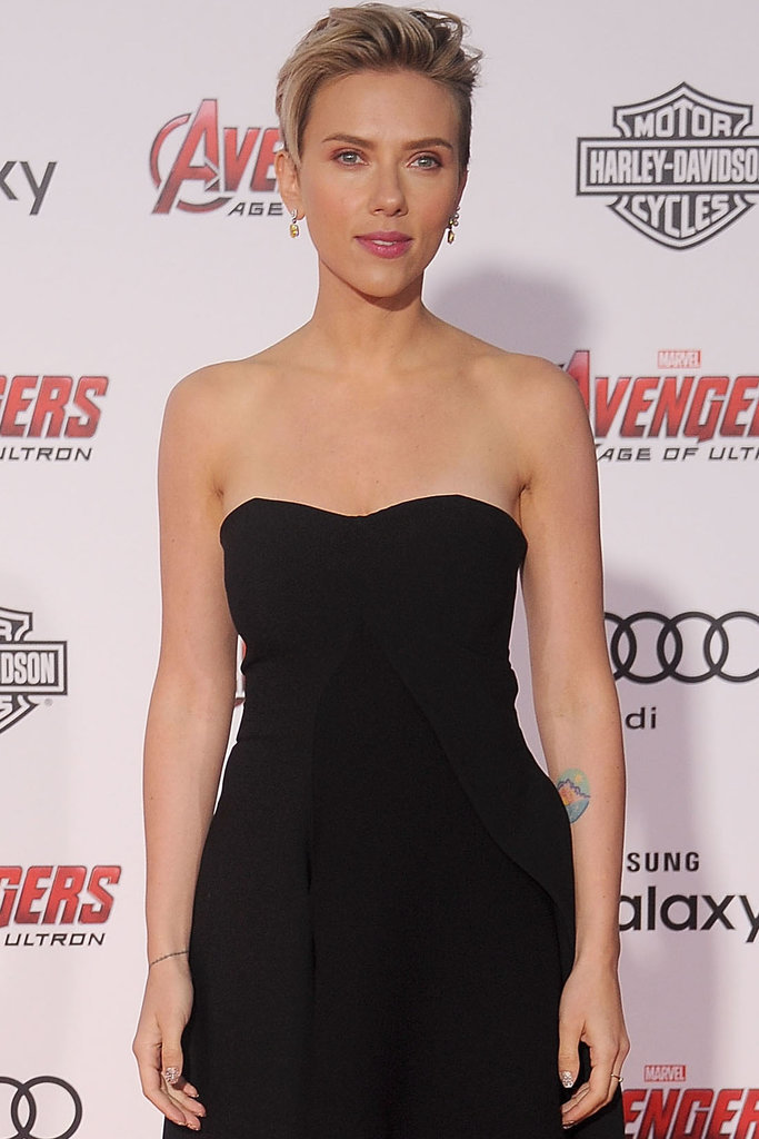 Scarlett Johansson as Natasha Romanoff/Black Widow