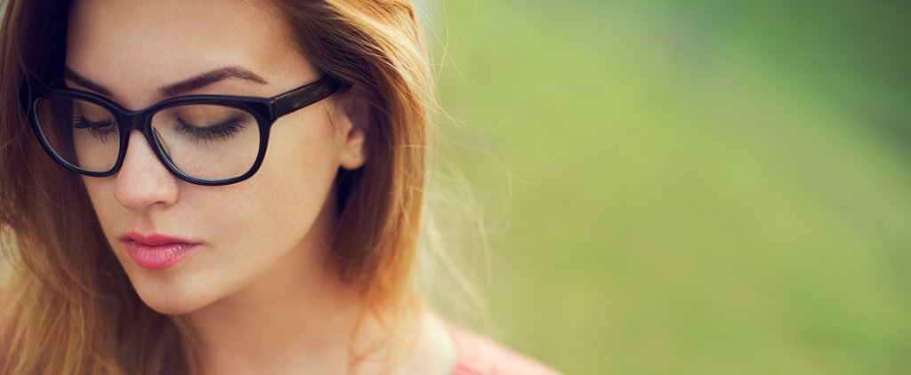 The 1 Makeup Rule You Must Follow If You Wear Glasses