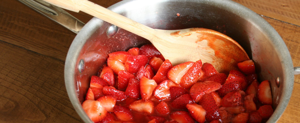 Preserve Spring's Most Coveted Fruit With Strawberry Jam