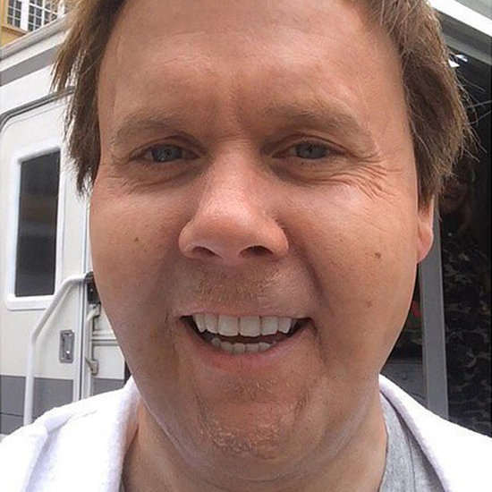 Kevin Bacon Takes Unrecognizable Selfie