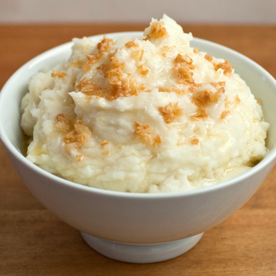 Yogurt Mashed Potatoes