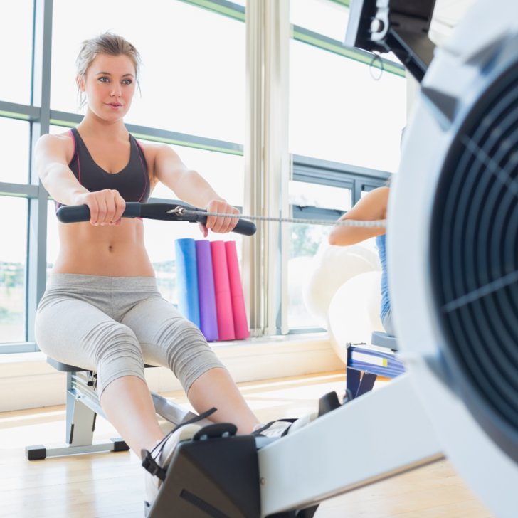 rowing machine for runners