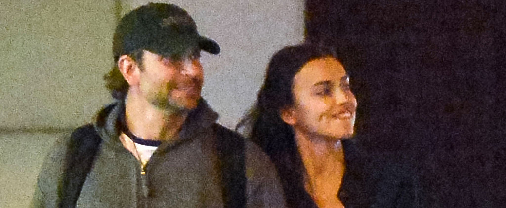 Bradley Cooper and Irina Shayk Confirm Their Romance With (Lots of) PDA!