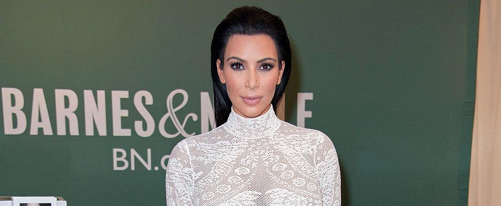 Kim Kardashian Is Advocating For Mental Health Issues