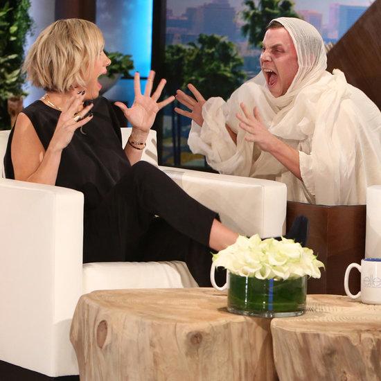 Kristen Wiig Talks Ghostbusters on The Ellen DeGeneres Show