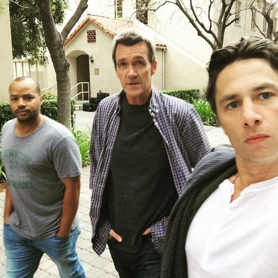 Scrubs Reunion With the Janitor