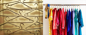 Transform Your Closet in Minutes With This Glam DIY