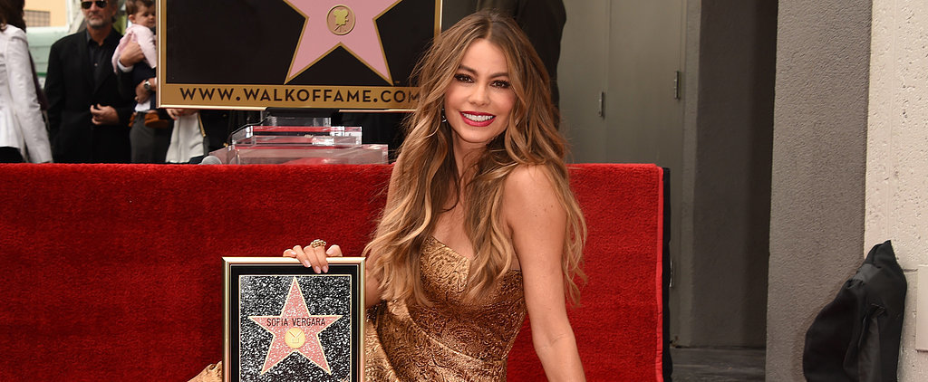 Sofia Vergara Goes All-Out to Celebrate Her Walk of Fame Star