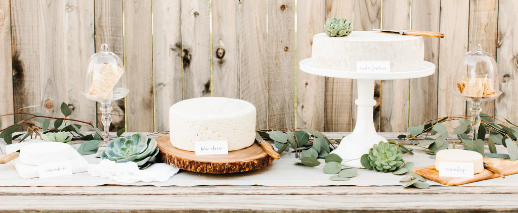 Love Cheese? Then You'll Definitely Want to Serve It This Way at Your Wedding